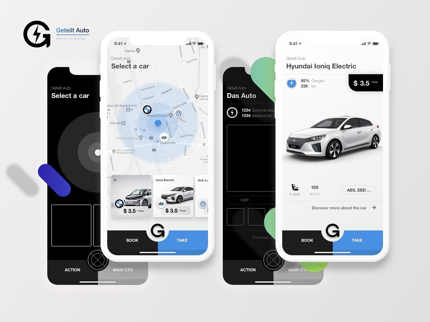 How to build a car rental app, what features are mandatory