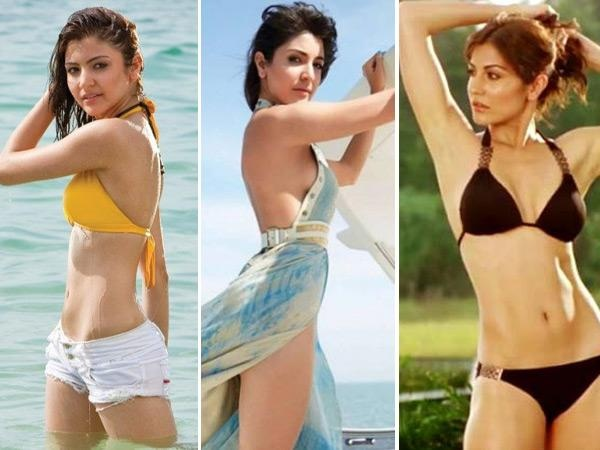 Does Anushka Sharma Looks Hot In Bikini - Quora