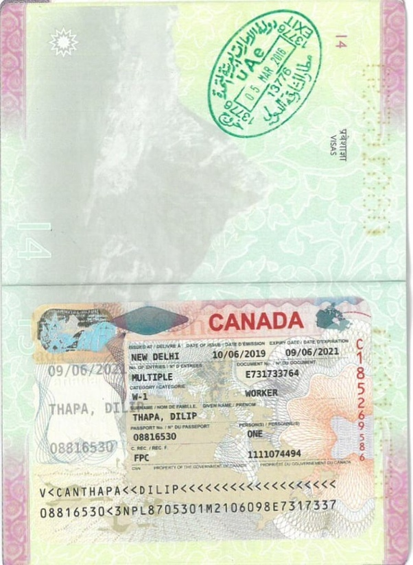 How To Verify Canada Working Visa Is Genuine Or Fake Which I Have Got An Email Copy Quora