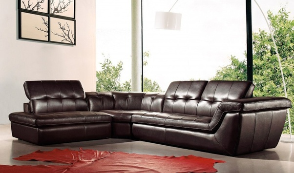 I Bought Italian Leather Sectional Sofa In Chocolate From There And Must Say That It Was A Really Good Deal So Check Out As May According To