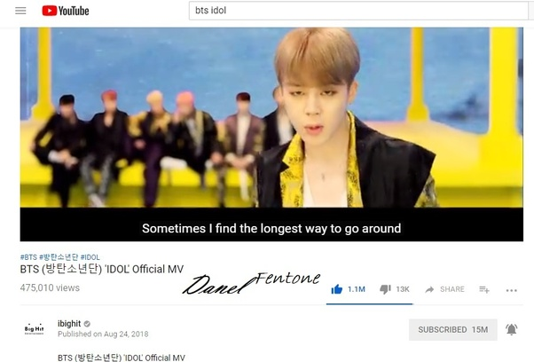 Why did YouTube delete views from BTS' 'Idol' music video? - Quora