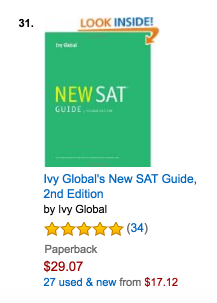 What is the best book to prepare from for the new sat quora it also looks like on their main website theyve updated the 1st edition which came out before the college boards official guide but i have no idea how fandeluxe Images