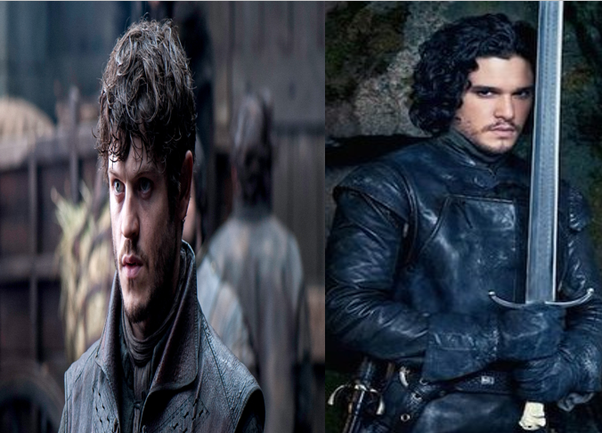 What is the difference between Jon Snow and Ramsay Snow? Why