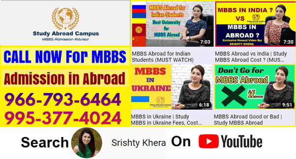 What would be the best place to study MBBS/MD, Ukraine or