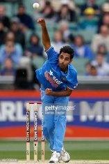 Bhuvneshwar Kumar Bowling