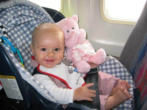 Which are the most infant friendly airlines for travelling from the ...