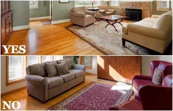 What Is Best Tips For Home Decorating Using Area Rugs Quora