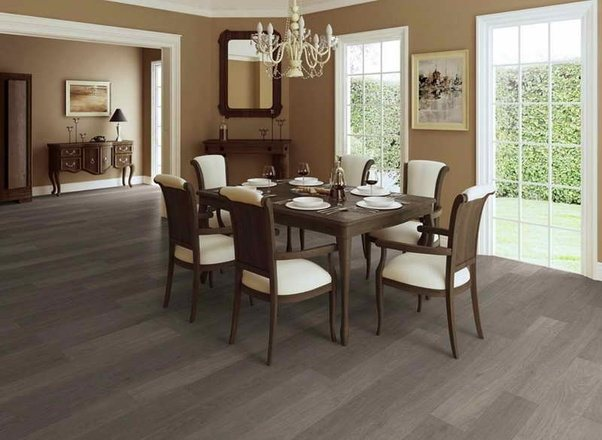 What Wall Color Matches With Gray Flooring