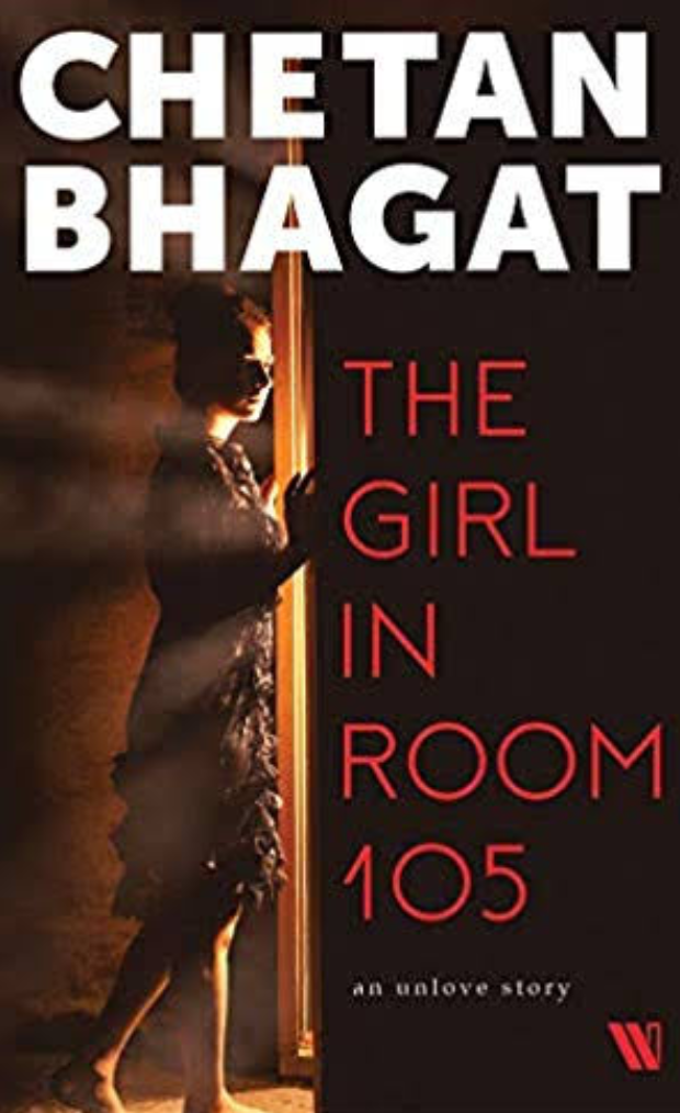 Where can I get the PDF file of Chetan Bhagat's Girl in Room 105