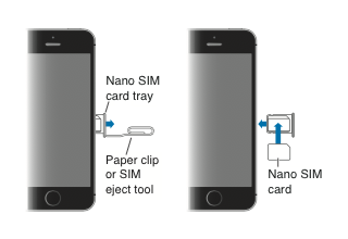 ( Micro Sim Nano Sim for iPhone / 6 Plus / 5 / 4 / )-BLACK or WHITE. Then you  can use it in iPhone / 6 Plus / 5 / 4 ...
