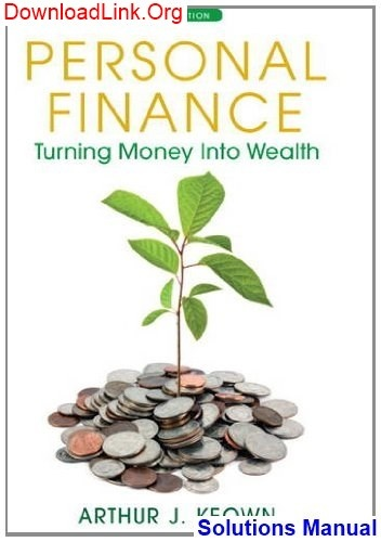 Personal Finance 11th Edition Kapoor Pdf