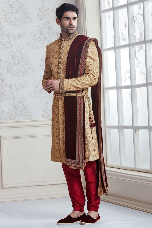 f84d70056b What is the best place to buy Hindu Sherwani for my wedding in ...