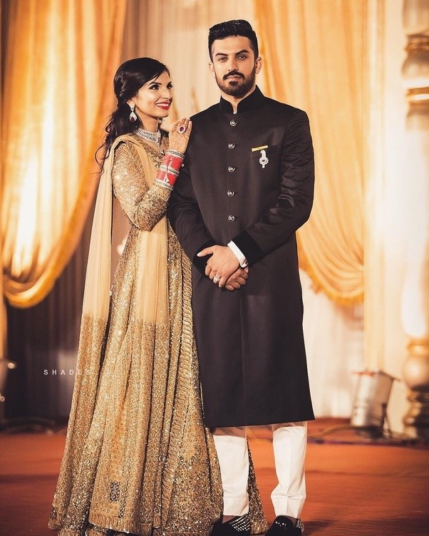 Which Are Current Styles In Groom Wear For Indian Wedding