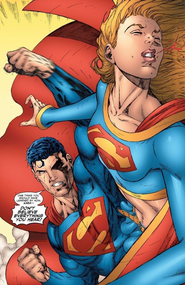 Superwoman Porn Comics