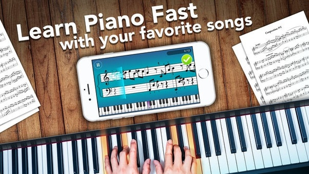 What are the best online piano courses that are free or paid