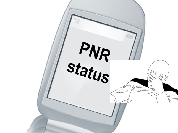 What time does the PNR status change for Indian railways