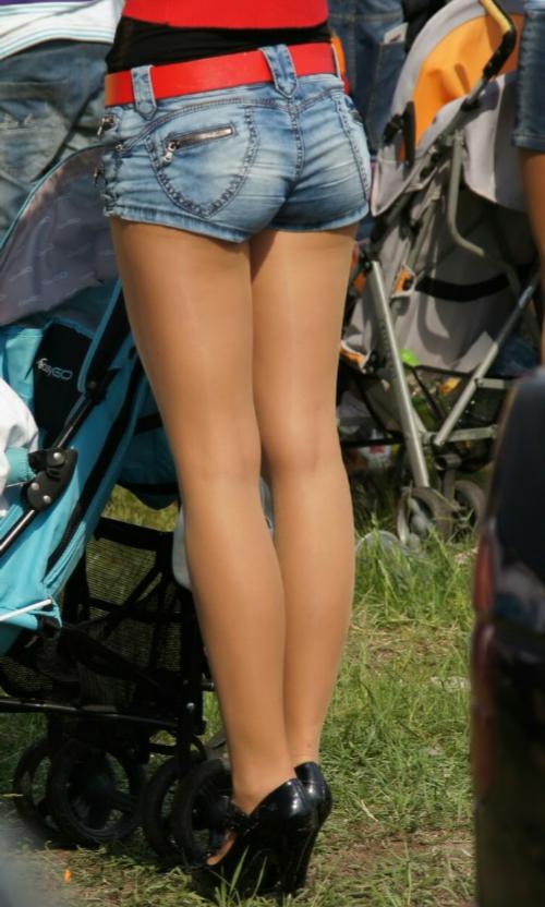 Sexy woman rim job