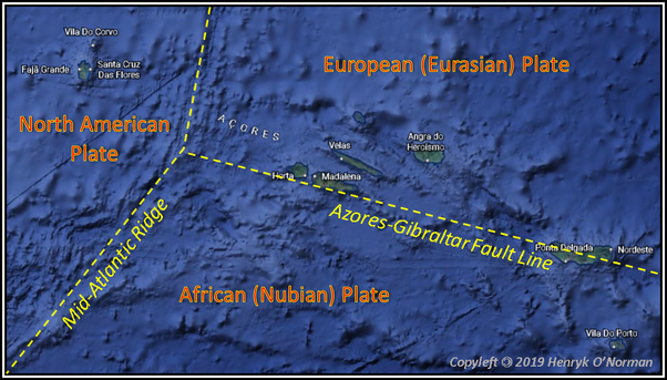 What Continent Do The Azores Islands Belong To Geographically And Geologically Quora