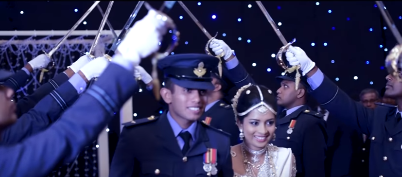 Can an Indian Army officer wear his uniform on his wedding