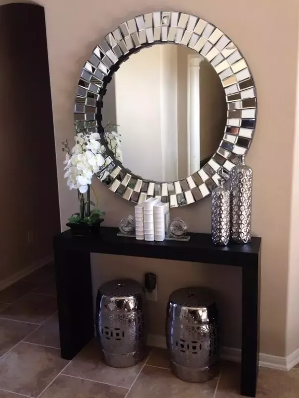 Adorn Your Room With Beautiful Mirrors. Use Of Mirrors Is An Innovative Way  To Decorate Your Room. Mirrors Can Give A Gorgeous Look To Your Room.