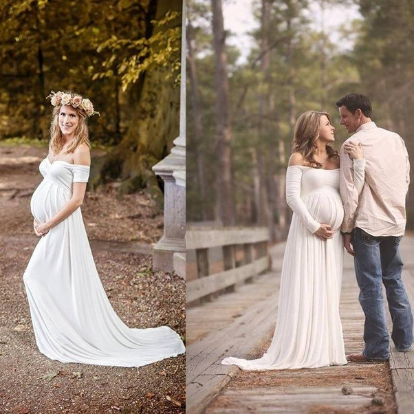 How to get maternity wedding dresses in the UK - Quora