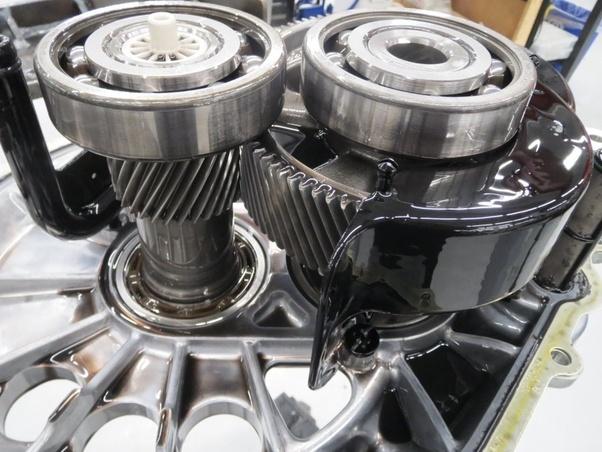 Does Tesla have transmission fluid? - Quora