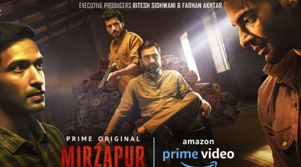 mirzapur series torrent download
