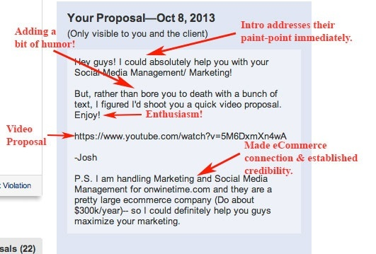 How to write a good proposal on a freelancing site to grab a ...