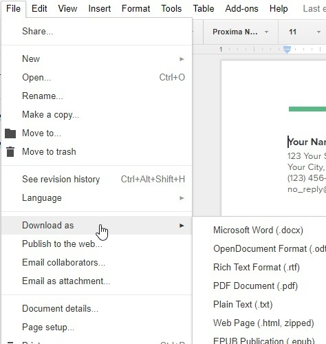Does Google Docs Have An API For DOC To DOCX Conversion Quora - Docx to google docs