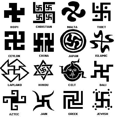 How Did The Swastika Become A Symbol Of The Nazi Party Quora