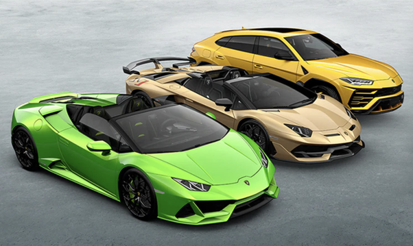 How much does it cost to rent a Lamborghini? - Quora