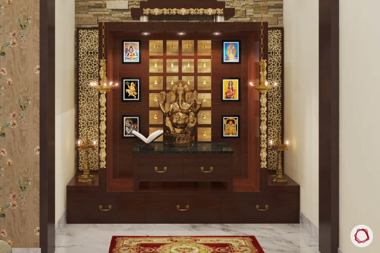 How To Set Up A Puja Mandir At Home Quora