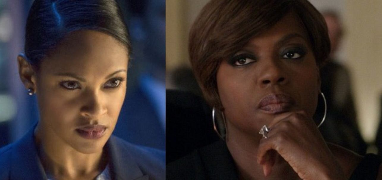 Why is Amanda Waller different in Suicide Squad (2016) and