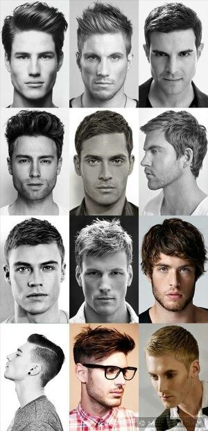 Which Haircut Suits Me Men Marvelous Hairstyles To Do For What Hairstyle How