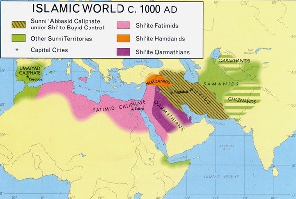 Was the ottoman empire the isis of the 14th century quora the bogeymen of the ommeyade and abbasid caliphates were these groups the most famous of these were the qarmathians of the persian gulf of the early middle gumiabroncs Gallery