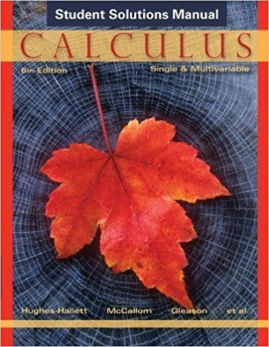 calculus single variable 7th edition solutions pdf