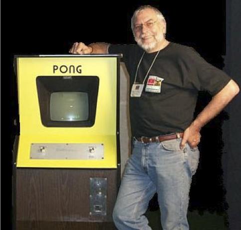 ¿Cuándo se hizo popular el primer videojuego?