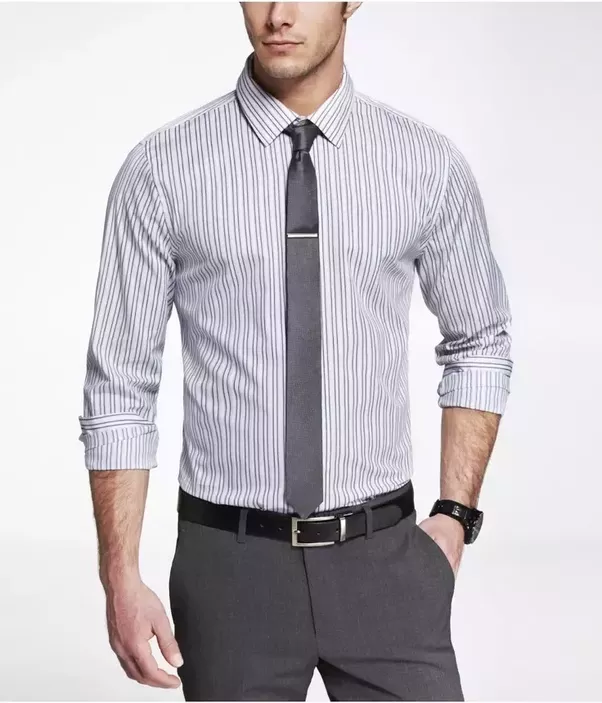 What Color Matches With Light Gray Pants? - Quora