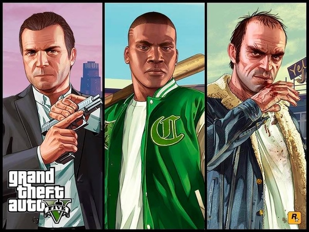 Which game is better, GTA San Andreas or GTA 5? - Quora