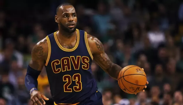 6aff21556065 LeBron James. I ll be totally honest with my answer. I m a Kevin Durant fan  but LeBron is actually better than KD.