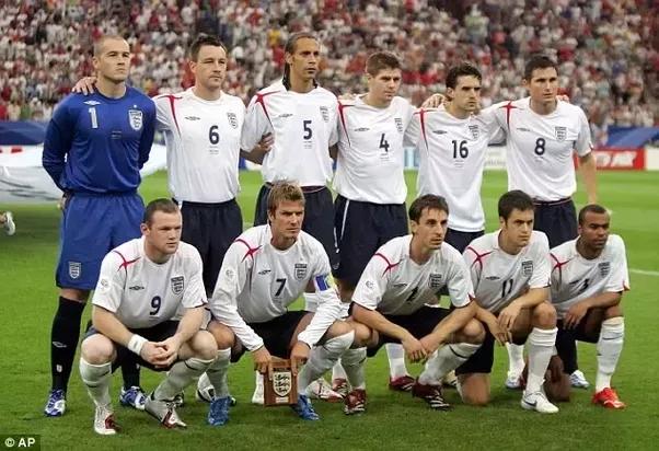 Englische FuГџballmannschaften