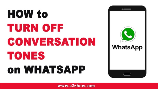 How to turn off WhatsApp messages sent sound - Quora