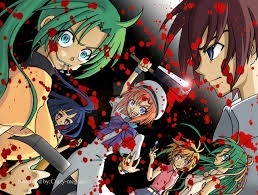Higurashi Is Among My One Of The Favorite Anime And I Highly Recommend It Well Have Yandere Character Shonozki Shion High Rated