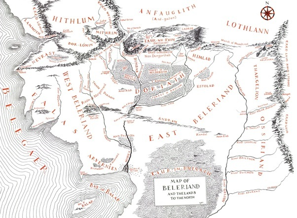Where is gondolin what happened there in the lord of the rings gondolin was a city hidden in a circular valley in a large region of middle earth called beleriand if you look at the map above you can see publicscrutiny Images