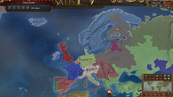 What are some of the craziest things you've seen in an EU4