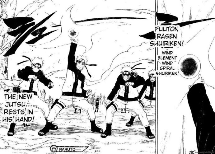 What Are The Names Of All Rasenshuriken And Rasengan Variations And