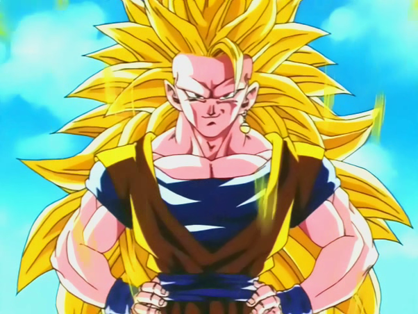 Vegeta Said That A Saiyan S Hair Never Grows Then Why Is It