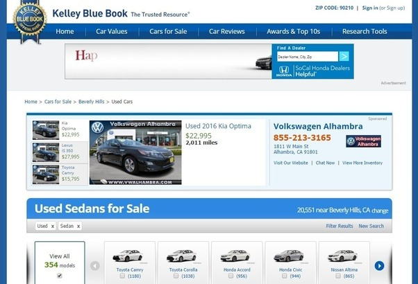 Websites To Buy Used Cars Like Craigslist