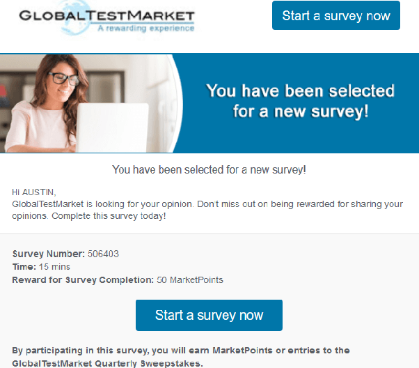 What is your review of Global Test Market? Is Global Test