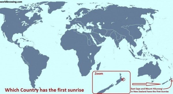 Which country has the earliest sunrise quora article source which country has first sunrise in the world gumiabroncs Images
